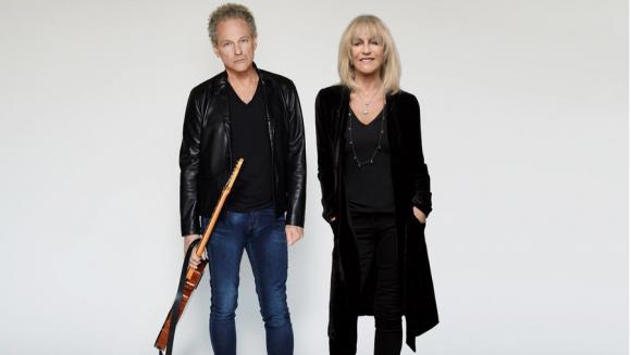 Lindsey Buckingham & Christine McVie at Moran Theater at Times Union Center