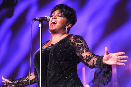 Anita Baker at Moran Theater at Times Union Center