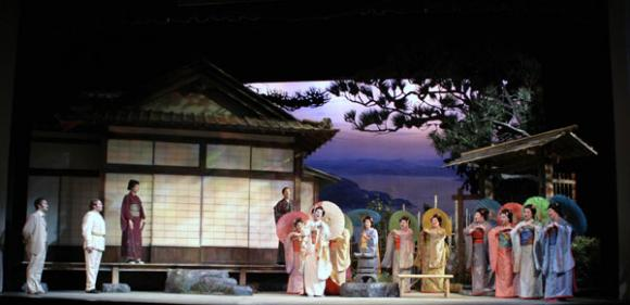 Madama Butterfly at Moran Theater at Times Union Center