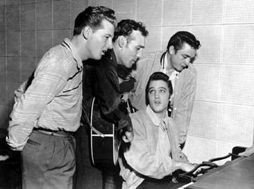 Million Dollar Quartet at Moran Theater at Times Union Center