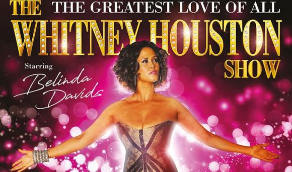 The Whitney Houston Show at Moran Theater at Times Union Center