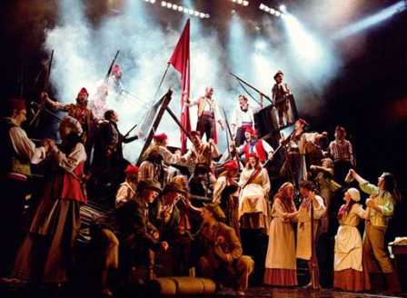 Les Miserables at Moran Theater at Times Union Center