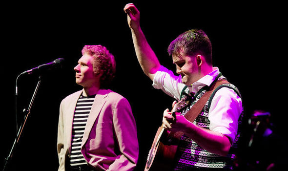 The Simon & Garfunkel Story at Moran Theater at Times Union Center
