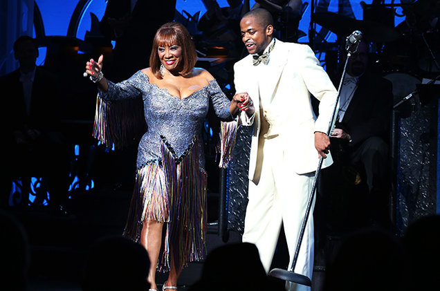 Patti LaBelle at Moran Theater at Times Union Center