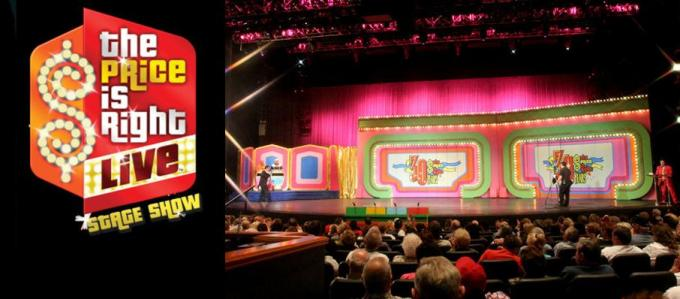 The Price Is Right - Live Stage Show at Moran Theater at Times Union Center