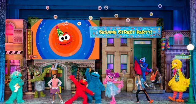 Sesame Street Live! Let's Party! at Moran Theater at Times Union Center