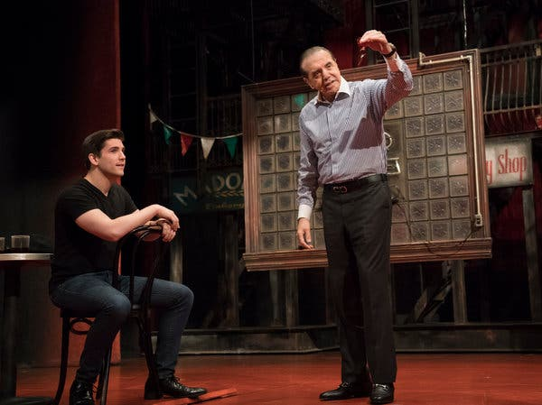 A Bronx Tale at Moran Theater at Times Union Center