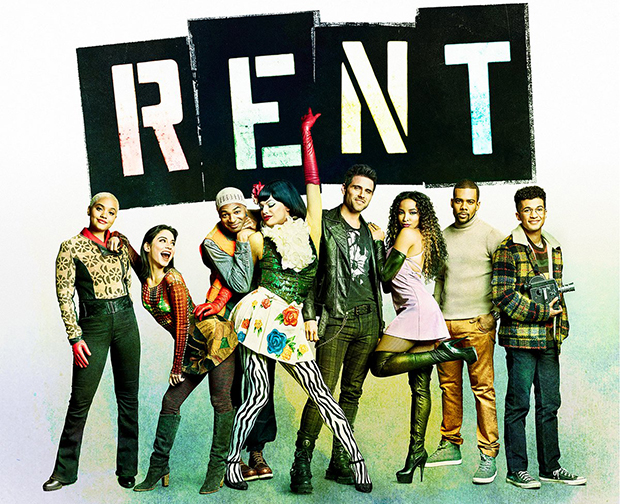 Rent at Moran Theater at Times Union Center