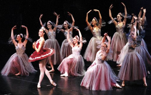 Jacksonville Symphony: Deanna Tham - First Coast Nutcracker at Moran Theater at Times Union Center