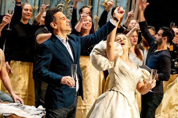 La Traviata at Moran Theater at Times Union Center