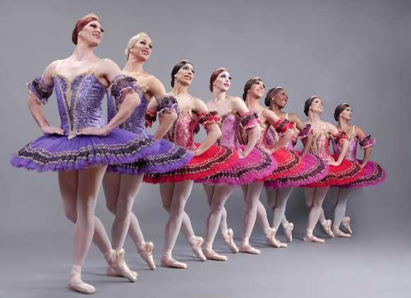 Les Ballets Trockadero De Monte Carlo at Moran Theater at Times Union Center