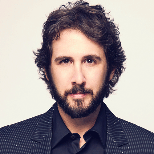 Josh Groban [POSTPONED] at Moran Theater at Times Union Center