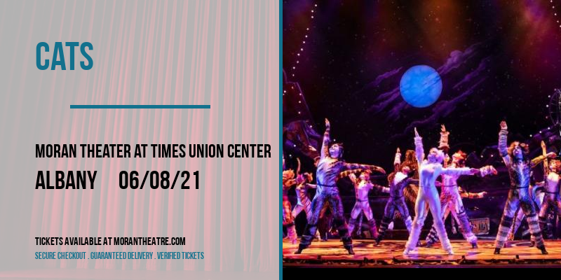 Cats at Moran Theater at Times Union Center