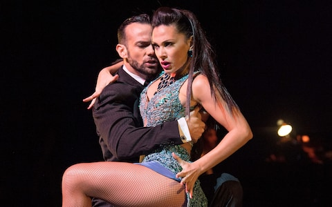 Tango Fire at Moran Theater at Times Union Center