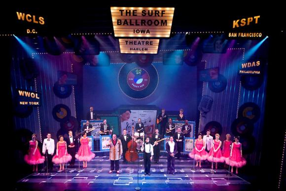 Buddy: The Buddy Holly Story at Moran Theater at Times Union Center