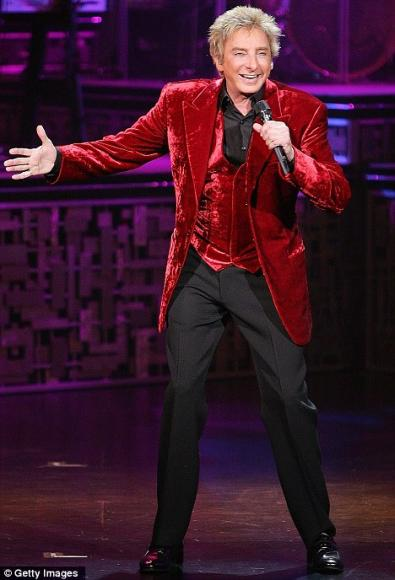 Barry Manilow at Moran Theater at Times Union Center