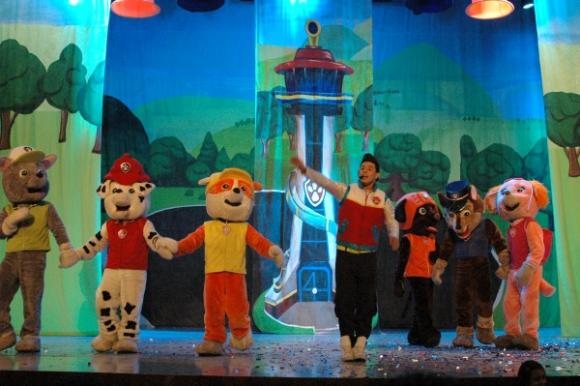 Paw Patrol at Moran Theater at Times Union Center