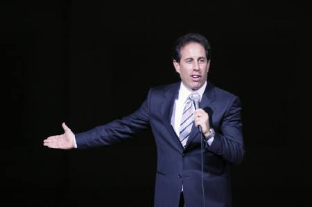 Jerry Seinfeld at Moran Theater at Times Union Center