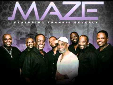 Maze And Frankie Beverly at Moran Theater at Times Union Center