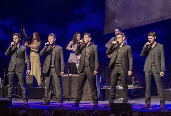 Celtic Thunder at Moran Theater at Times Union Center