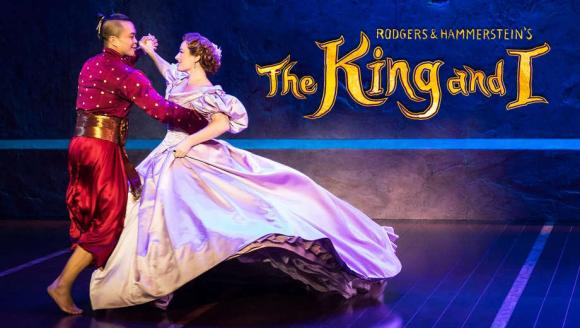 Rodgers & Hammerstein's The King and I at Moran Theater at Times Union Center
