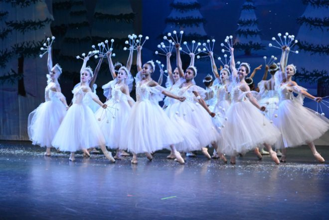Jacksonville Symphony: Courtney Lewis - First Coast Nutcracker at Moran Theater at Times Union Center