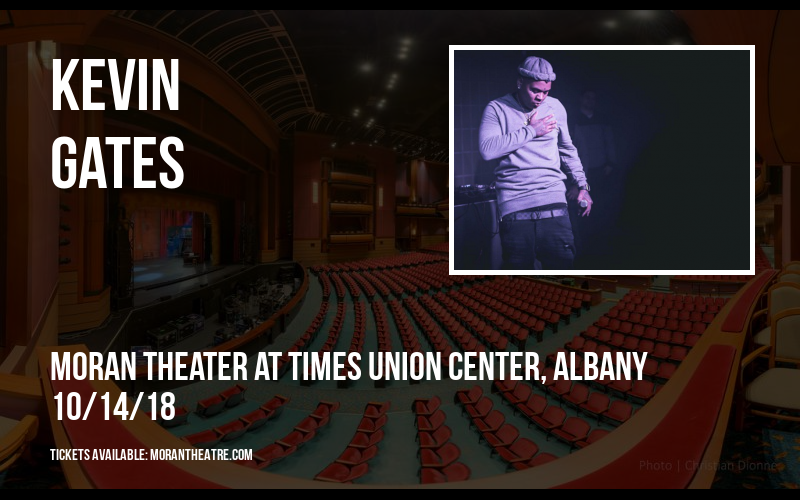 Kevin Gates at Moran Theater at Times Union Center