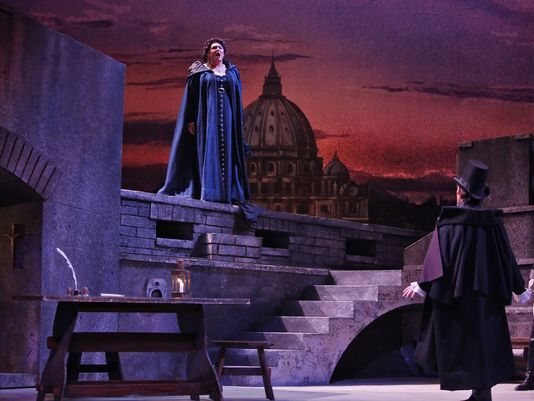 Tosca at Moran Theater at Times Union Center
