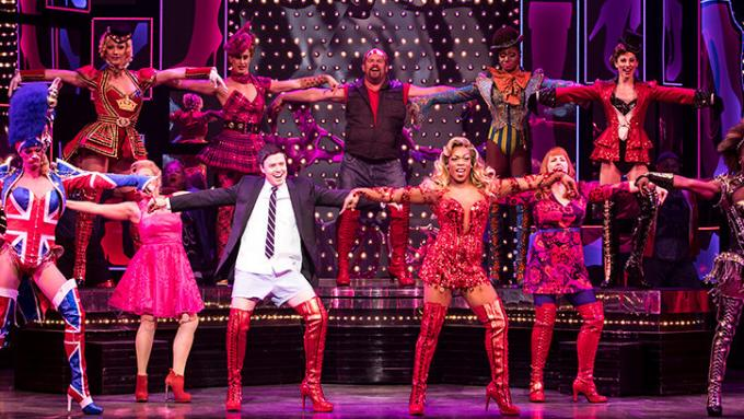 Kinky Boots at Moran Theater at Times Union Center