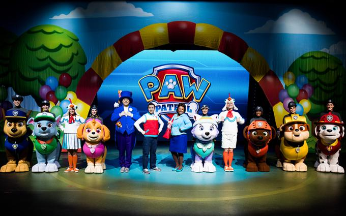 PAW Patrol Live at Moran Theater at Times Union Center
