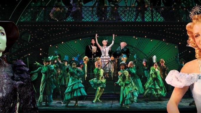 Wicked at Moran Theater at Times Union Center