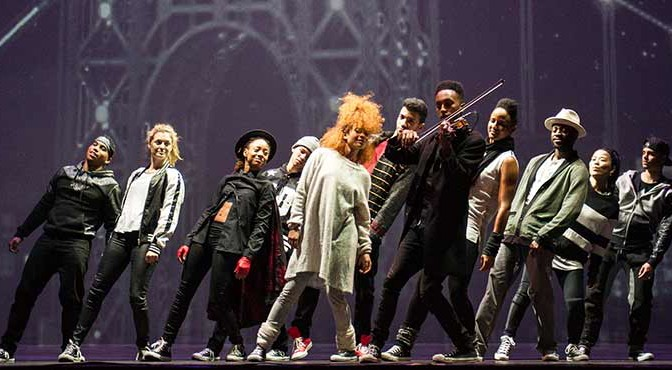 The Hip Hop Nutcracker at Moran Theater at Times Union Center
