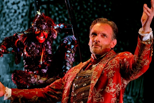 C.S. Lewis' The Screwtape Letters at Moran Theater at Times Union Center