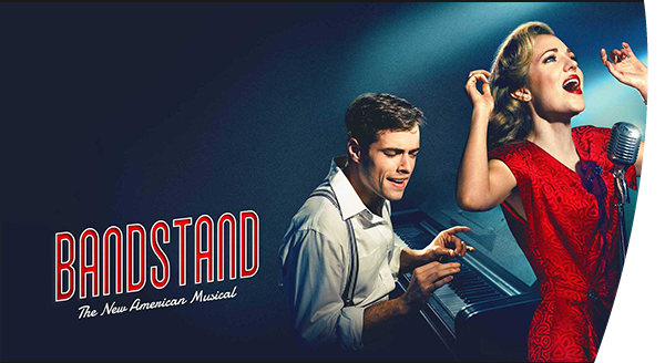 Bandstand - The Musical at Moran Theater at Times Union Center