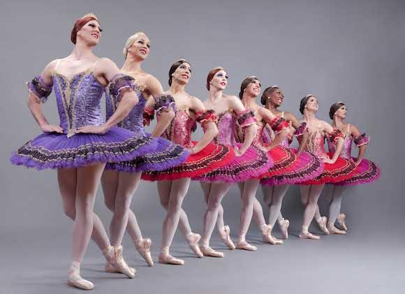 Les Ballets Trockadero De Monte Carlo at Moran Theater at Times Union Center