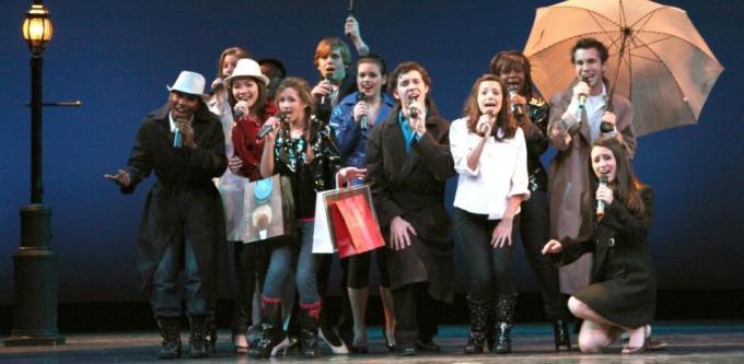 Douglas Anderson Extravaganza 2020 at Moran Theater at Times Union Center