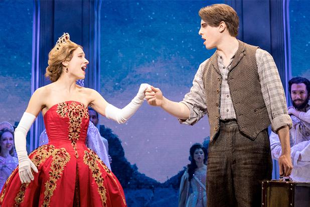 Anastasia at Moran Theater at Times Union Center