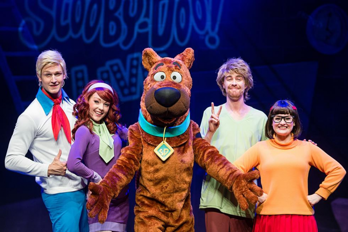 Scooby-Doo! and The Lost City of Gold at Moran Theater at Times Union Center