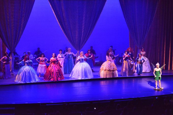 Disney Princess - The Concert at Moran Theater at Times Union Center