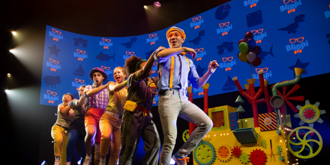 Blippi Live at Moran Theater at Times Union Center